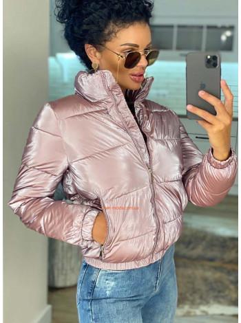 """Женская демисезонная куртка с воротником """"Далай"""""""