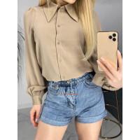 Женские короткие джинсовые шорты