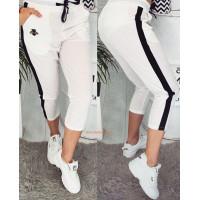 Трикотажні спортивні штани жіночі