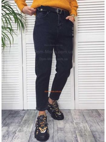 Утепленные джинсы женские на флисе