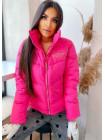 Демисезонная женская куртка холлофайбер
