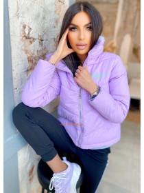 Демісезонна жіноча куртка холлофайбер