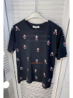 """Модная яркая футболка для девушек """"Disney"""""""