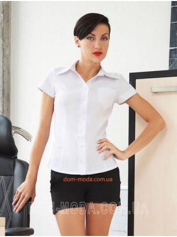 """Женская летняя блуза с коротким рукавом """"Марта"""""""