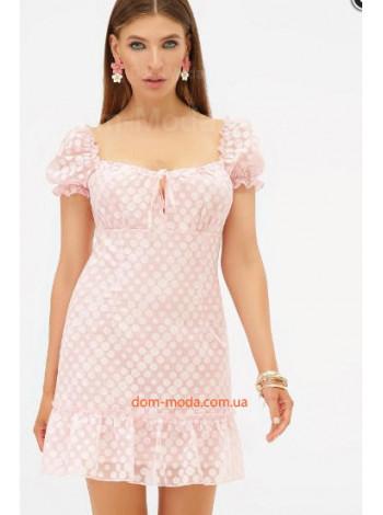 """Белая женская блуза с длинным рукавом """"Марта"""""""