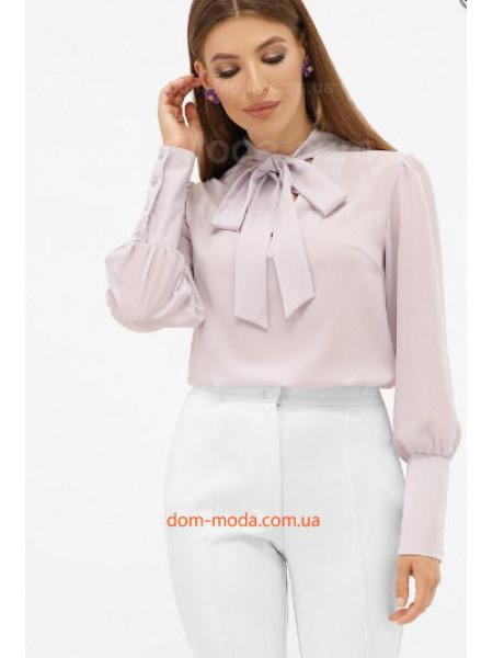 Блузка з бантом