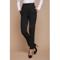 Стильные зауженные женские брюки