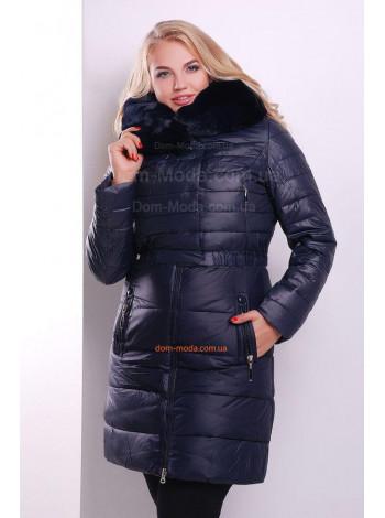"""Зимова жіноча куртка двійка """"Ребека"""""""