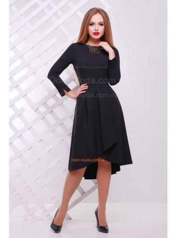"""Вечернее женское платье с длинным рукавом """"Лика"""""""