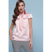 Летняя красивая блузка с шарфиком