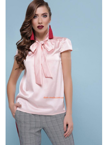Літня красива блузка з шарфиком