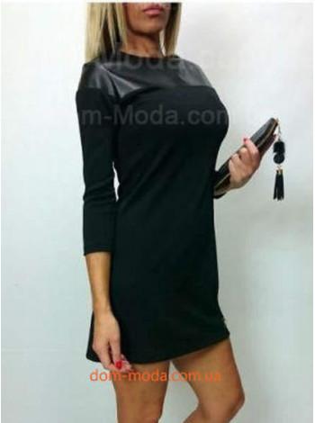 """Женское короткое платье с рукавом """"Minni"""""""