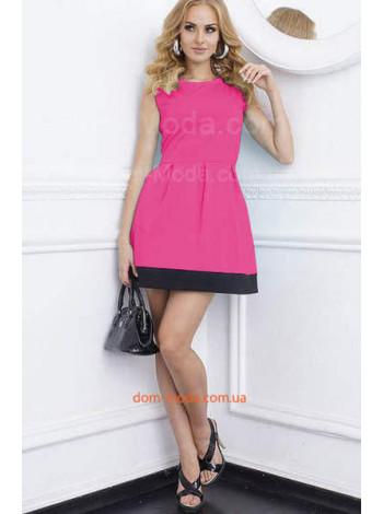 "Короткое летнее платье в стиле бэби-долл ""ODRY"""