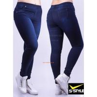 Женские модные лосины под джинсы