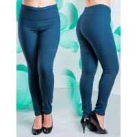 Модные джинсовые лосины женские