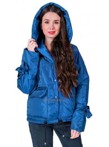 Молодіжна куртка жіноча коротка