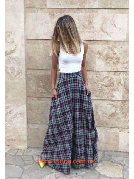 Спідниці довгі за 150 грн в магазині Dom-Moda.com.ua  930fa4d3cfcb1