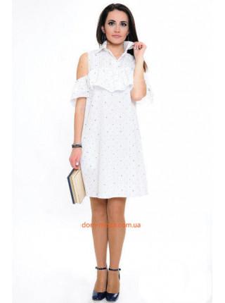 ... Стильне жіноче літнє плаття із прорізами вільного крою КУПИТИ ОНЛАЙН 0b7586486b944