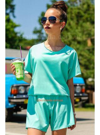Женский модный летний комбинезон с открытой спиной