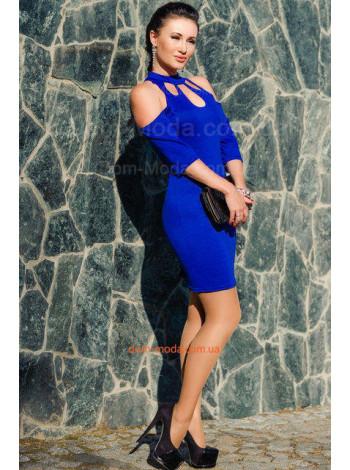 Модне коротке жіноче сексуальне плаття