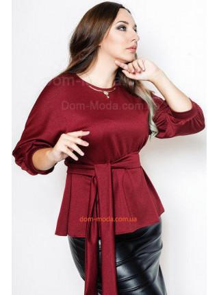 Стильная блузка туника. Норма и батал