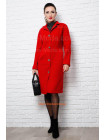 Кашемірове класичне пальто для дівчат із формами