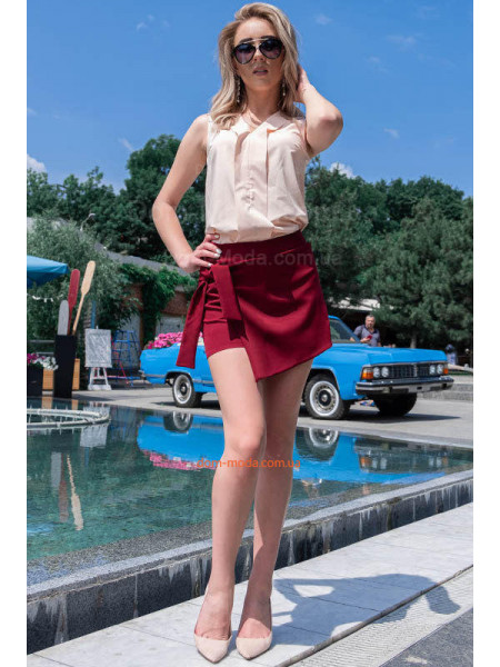 Жіночі модні шорти спідниця