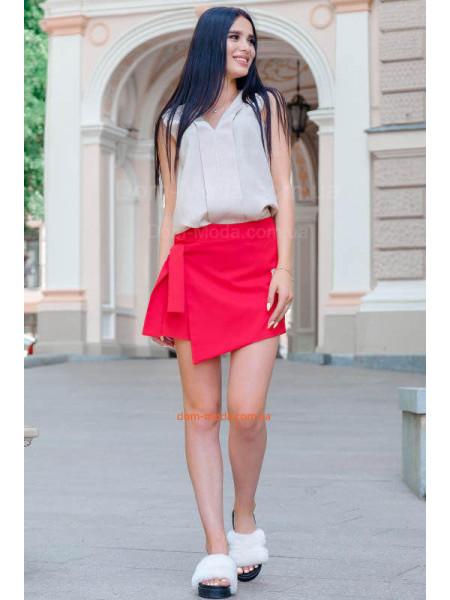 Літня модна спідниця шорти великого розміру