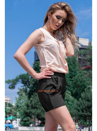 Короткие летние шорты для полных девушек
