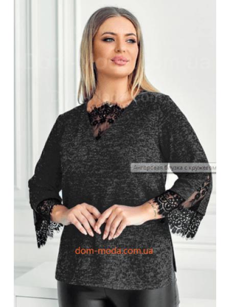 Блузка из ангоры