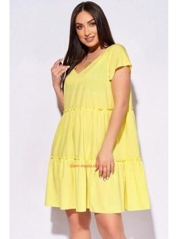 Короткое платье летнее