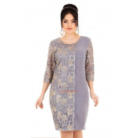 """Модне коротке плаття із мереживом """"Сюзанна"""""""