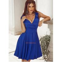Модне коктейльне плаття жіноче літнє
