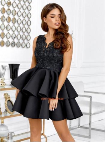 Вечернее платье пачка на выпускной