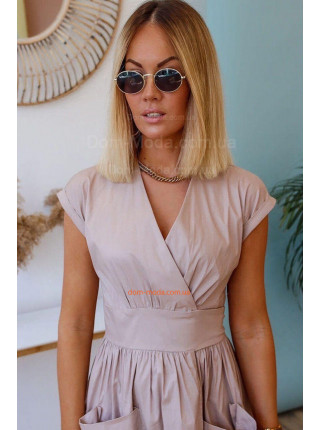 Літнє плаття міді