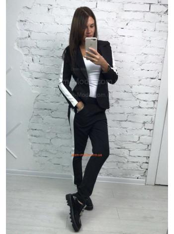 """Женский модный классический костюм c брюками """"АЛ"""""""