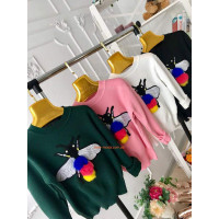 "Модный женский свитер ""Пчелка"""