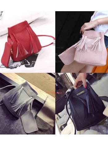 Небольшая сумка женская мешок