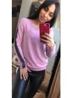 Женский теплый ангоровый свитер