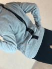 Стильний спортивний костюм на флісі