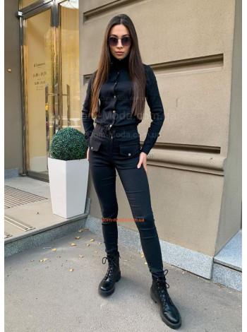 """Жіночий стильний джинсовий комбінезон """"Філадельфія"""""""