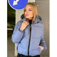 Універсальна коротка жіноча куртка