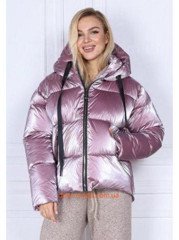 Теплий жіночий пуховик для зими