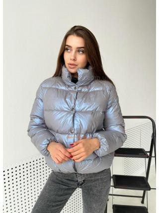 Блестящая куртка