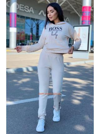 Спортивний костюм жіночий з написом