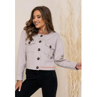 Кашемировый пиджак женский