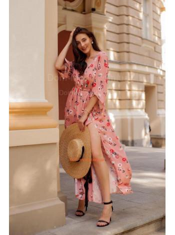 Літнє максі плаття