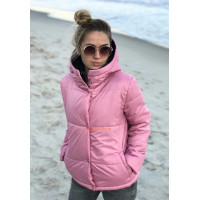 Модная демисезонная куртка для женщин