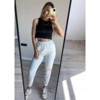 Спортивные штаны трикотажные женские