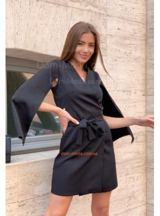 Сукня піджак на запах жіноча